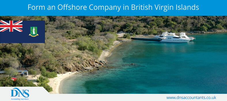 Form an Offshore Company in British Virgin Islands