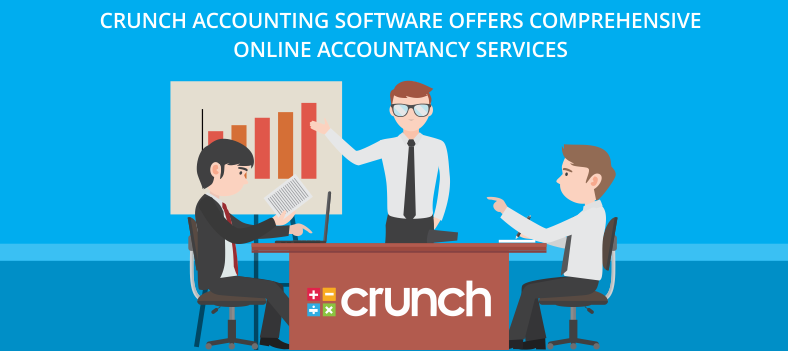 Crunch Accounting Software for Accountants