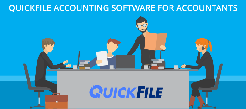 QuickFile Accounting Software for Accountants