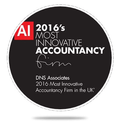 DNS Associates Innovative Accounting Firm Award 2016
