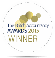 DNS Accountants British Accountancy Award 2013
