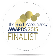 DNS Accountants British Accountancy Award 2015