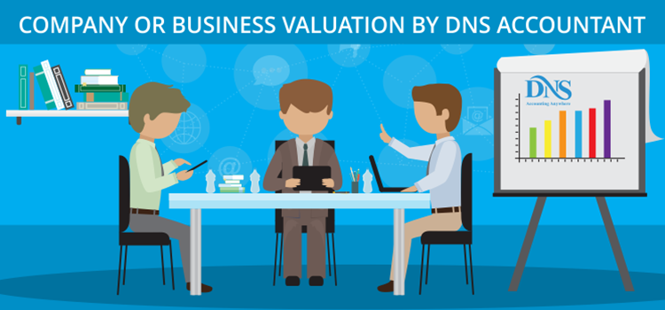Company or Business Valuation by DNS Accountant