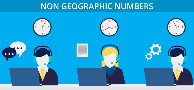 Non Geographic Numbers