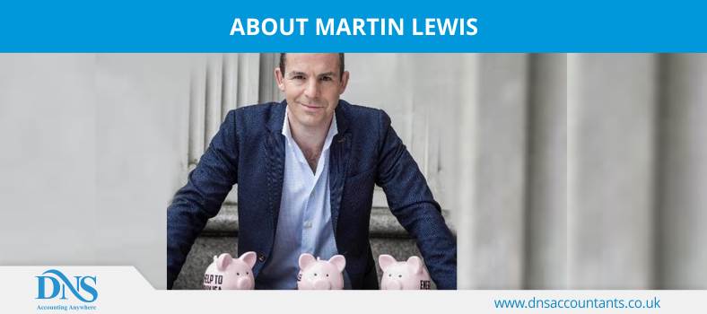 About Martin Lewis