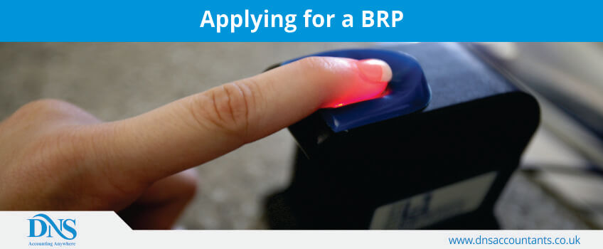 Applying for a BRP