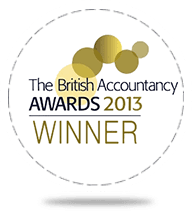DNS Associates British Accountancy Award 2013