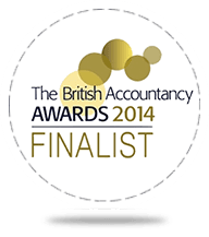 DNS Associates British Accountancy Award 2014