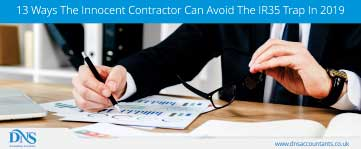 13 Ways The Innocent Contractor Can Avoid The IR35 Trap In 2019