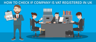 How to find out or check if a company is VAT registered