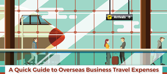 Foreign business travel expenses and allowances explained