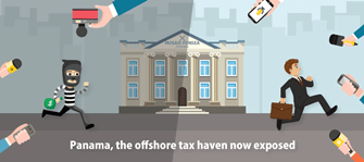 Panama, the offshore tax haven now exposed
