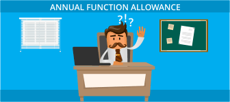 Annual Function Allowance