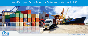Anti-Dumping Duty Rates for Different Materials in UK