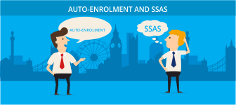 AUTO-ENROLMENT AND SSAS