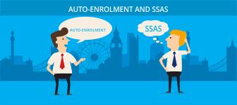 AUTO-ENROLMENT AND SSAS