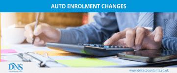 Important Changes to Auto Enrolment 2017