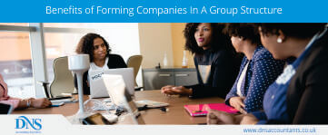 Benefits Of Forming Companies In A Group Structure