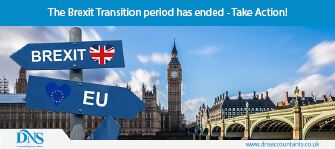 The Brexit Transition period has ended - Take Action!