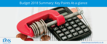 Budget 2018 Summary: Key Points At-a-glance