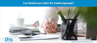 Can freelancers claim for travel expenses?