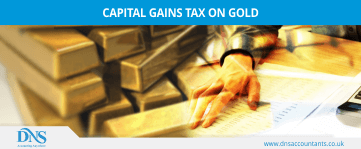 Capital Gains Tax on gold and silver investments in UK