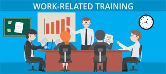 Work-related training