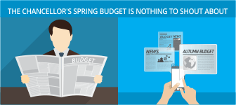 The Chancellor's Spring Budget is Nothing to Shout About