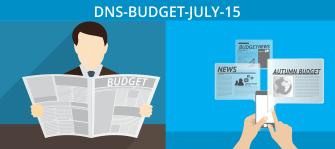 DNS Budget July 15