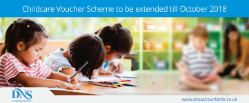 Childcare Voucher Scheme to be extended till October 2018