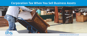 Corporation Tax When You Sell Business Assets