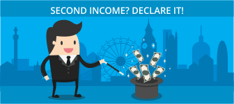 Second income? Declare it!