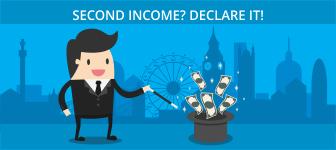 Second income? Declare it!