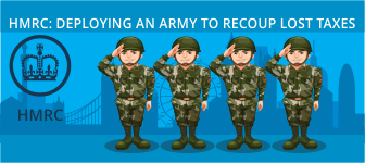 HMRC: Deploying an Army to Recoup Lost Taxes