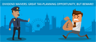 Dividend Waivers - The Best Tax Planning Opportunity