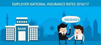 Employer national insurance rates 2016/17