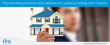 Financial Responsibilities and Liabilities for Landlords renting their Property