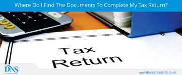 Find The Documents To Complete Tax Return