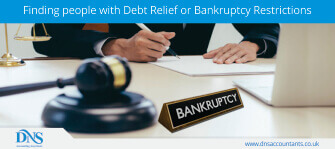 Search the Bankruptcy & Individual Insolvency Register