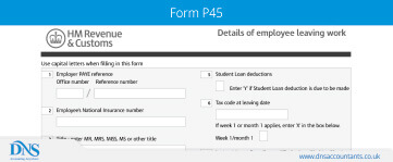 Download Form P45 for Employees