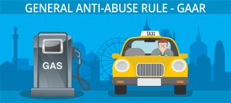 General Anti-Abuse Rule - GAAR