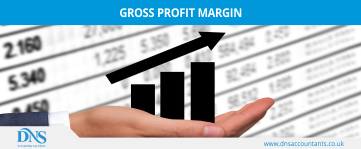 HOW TO CALCULATE GROSS PROFIT MARGIN PERCENTAGE