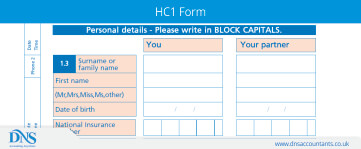 Download Form HC1