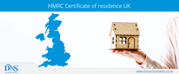 HMRC Certificate of Residence UK – Form RES 1