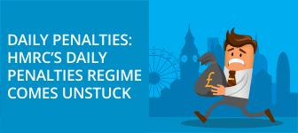 HMRC's Daily Penalties Regime Comes Unstuck