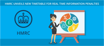 HMRC unveils new timetable for Real Time Information penalties