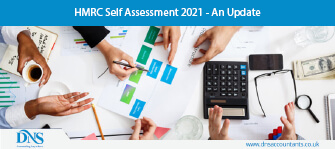 HMRC Self Assessment 2021 - An Update