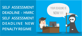 Self Assessment Deadline - HMRC Self Assessment Deadline New Penalty Regime