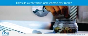 Contractor Tax: Loan scheme