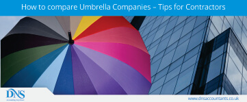 Umbrella Companies for Contractors – How to Compare?